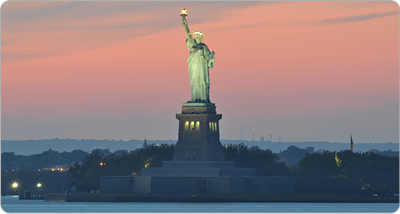 Statue of Liberty Client Page