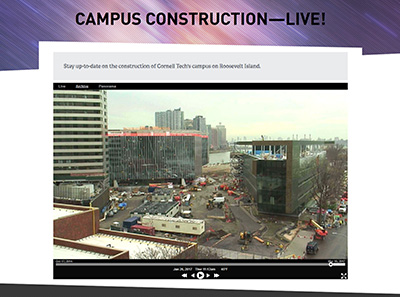 Live Streaming Construction Cameras Sample Projects