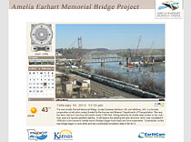 A. Earhart Memorial Bridge Client Page