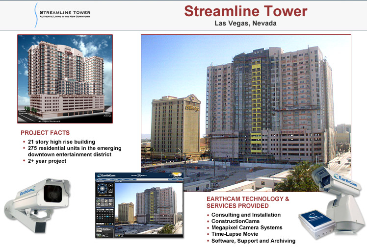 Streamline Tower
