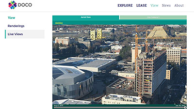 Downtown Commons Client Page