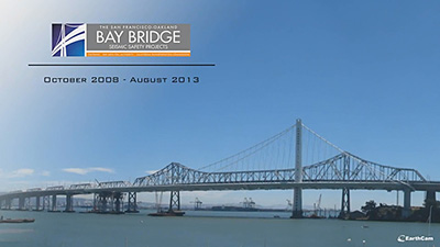 SF Bay Bridge Time-Lapse Time-Lapse