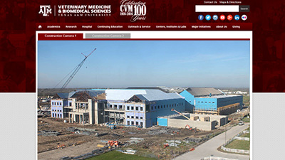 Texas A&M University Client Page