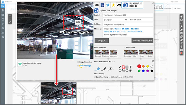 Providing New Visual Elements to Construction Documentation