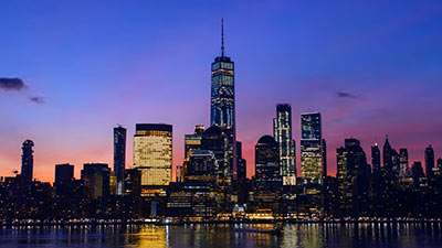 NYC: From Sunrise to Sunset Time-Lapse
